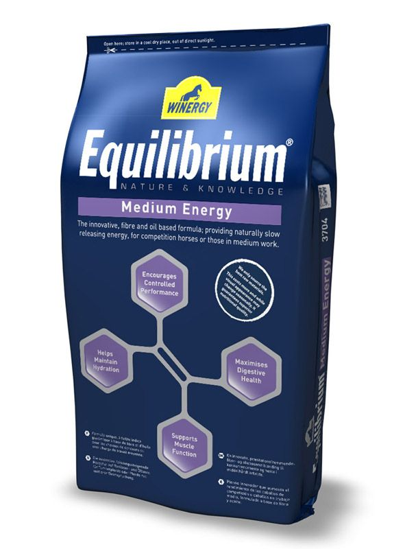 Equilibrium Medium Energy de Winergy 15 Kg